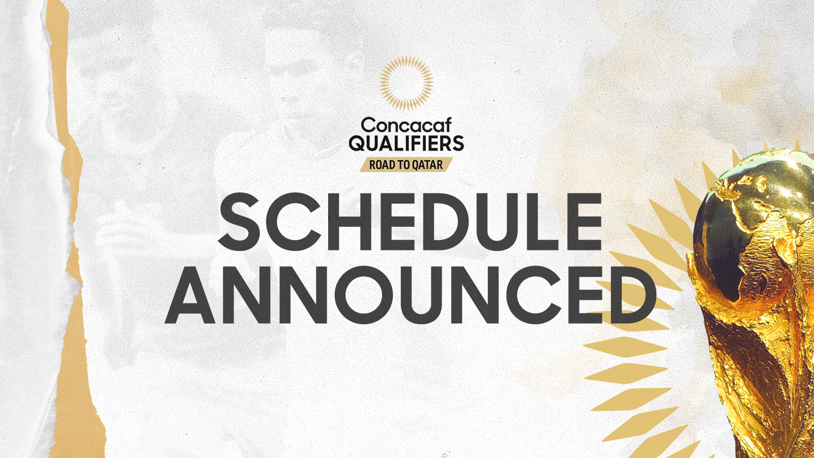 Concacaf and FIFA confirm schedule forregion's Final Round of World Cup Qualifying