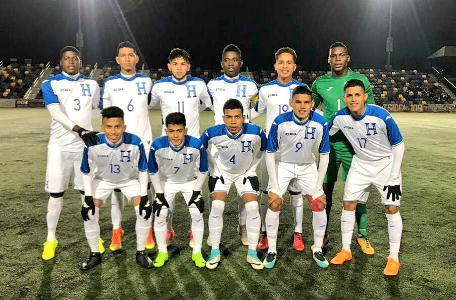 Honduras, Cuba ones to watch in Group C of CU20 Championship