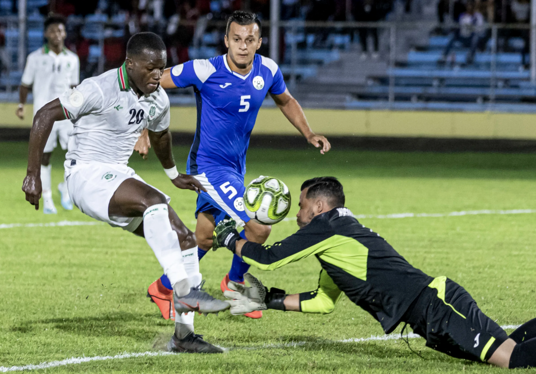 Vlijter, Lopez among players to watch in Concacaf WCQ