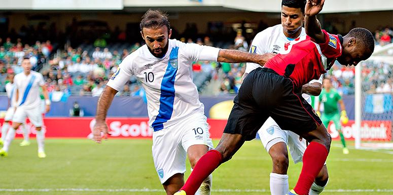 Comunicaciones stars highlight Guatemala WCQ roster