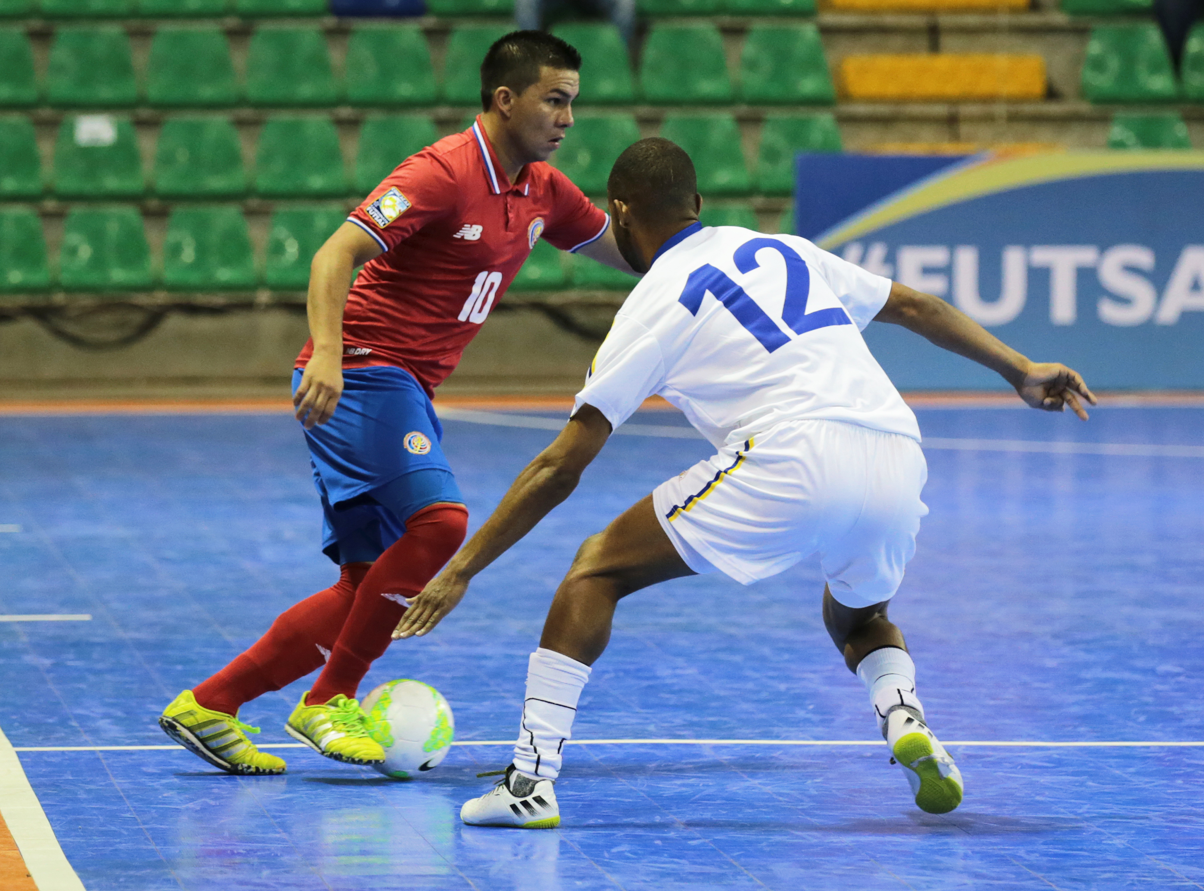 Updates to 2021 Concacaf Futsal Championship