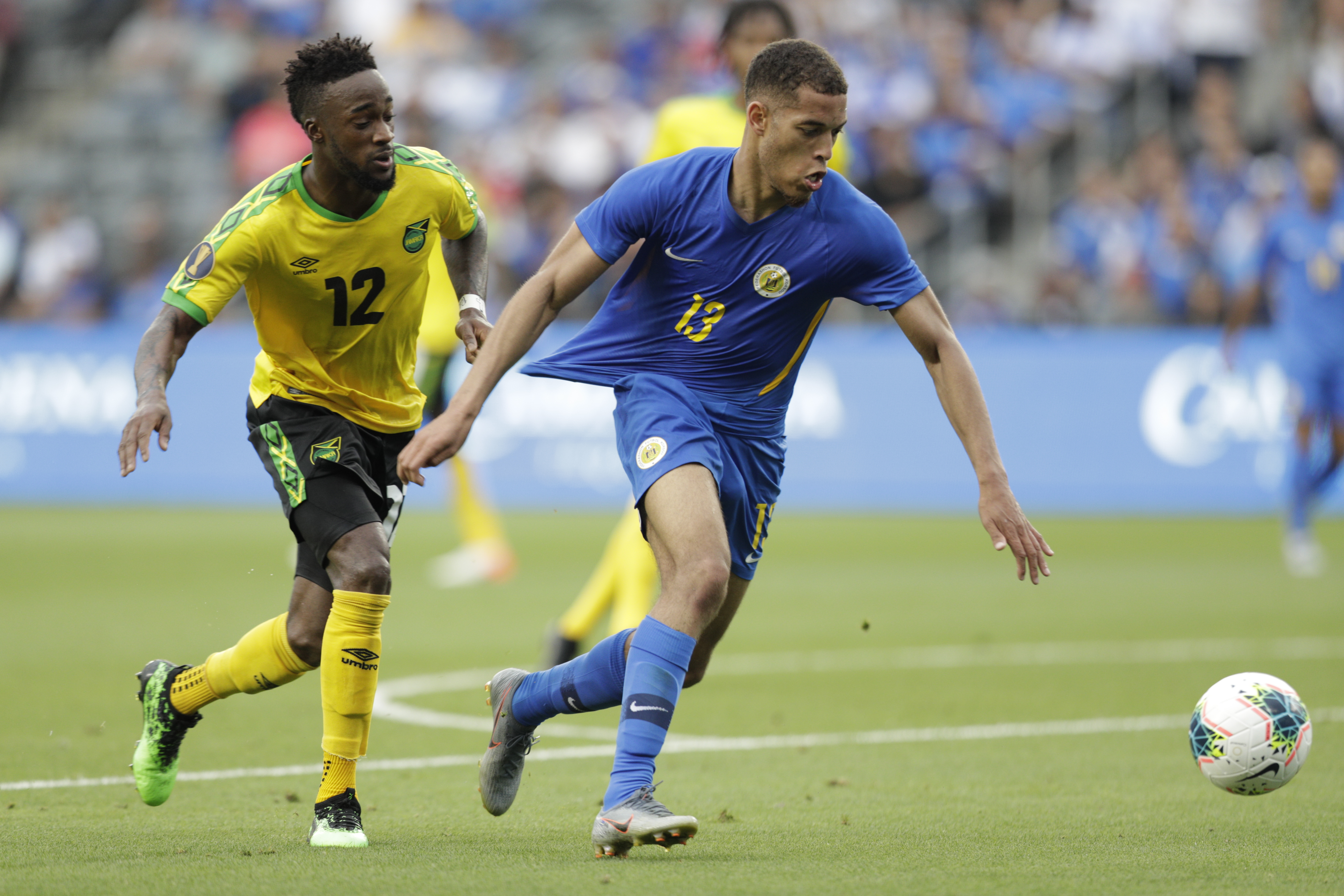 2019 Gold Cup Group C: Jamaica, Curacao edge out El Salvador and Honduras