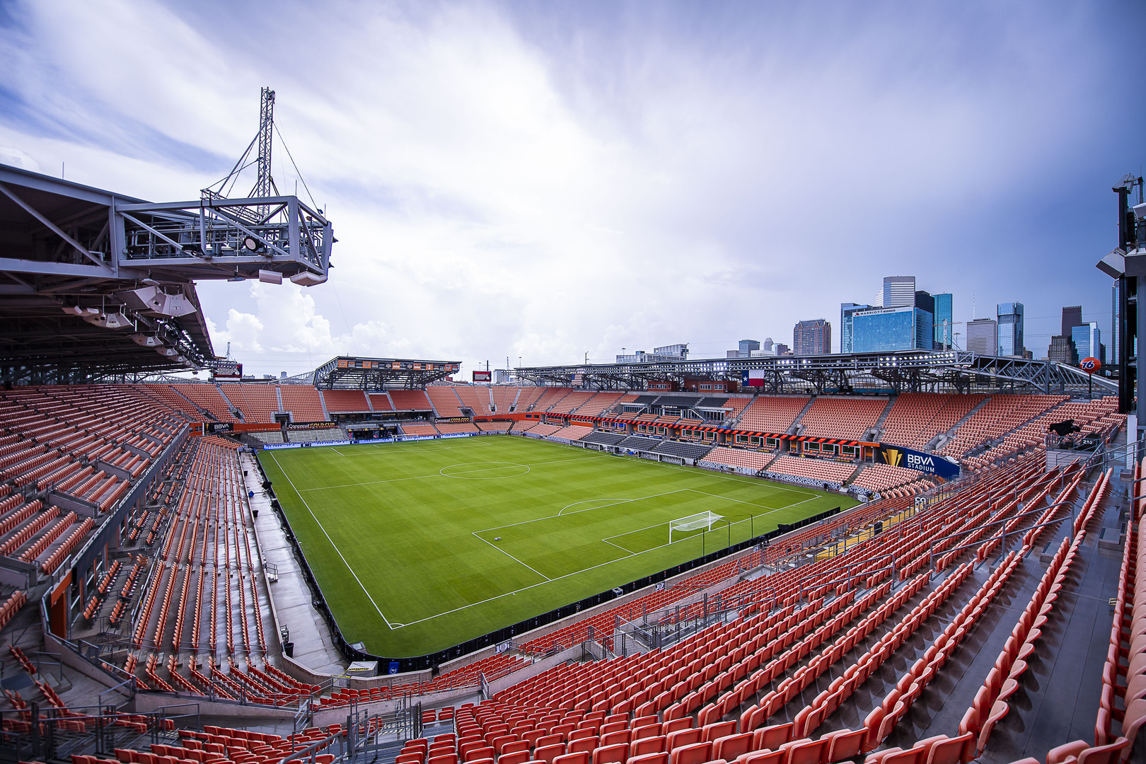 Concacaf Gold Cup Group D Doubleheader at Houston's BBVA Stadium this Saturday, July 17 Sold out