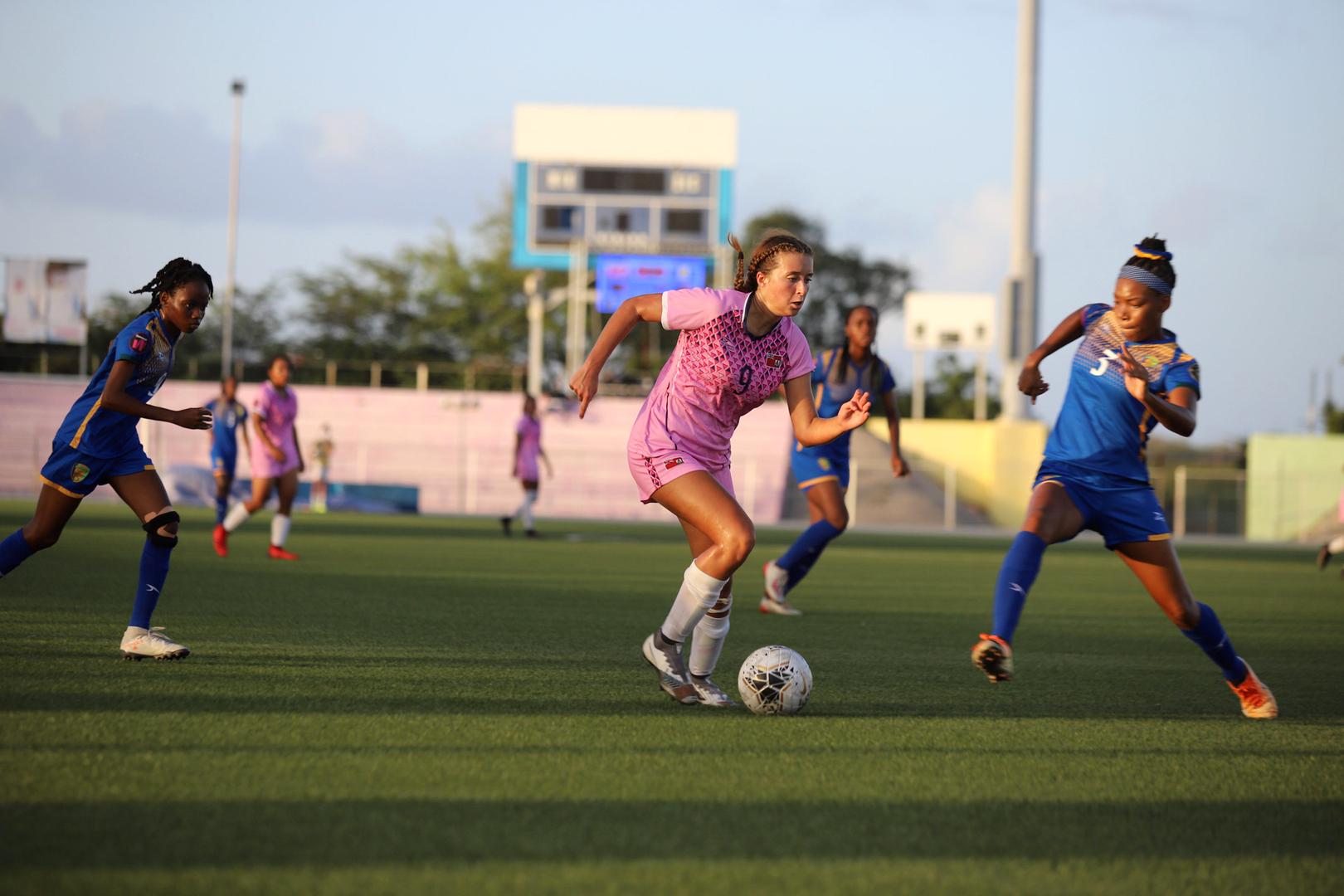 Bermuda, Cayman Islands advance to 2022 CWU20 Championship