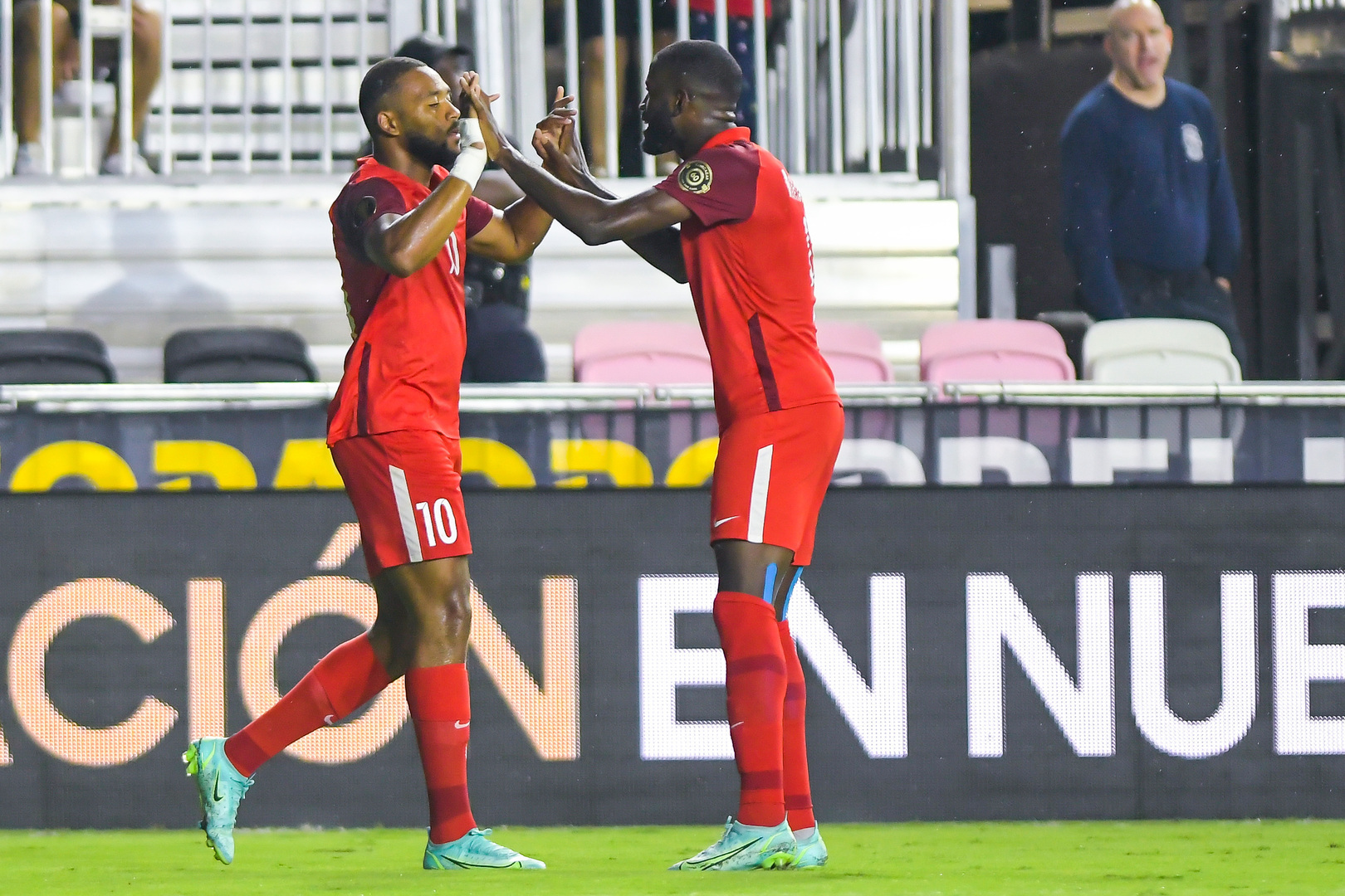 Trinidad and Tobago, Haiti and Guadeloupe complete field of teams for 2021 Concacaf Gold Cup Group Stage