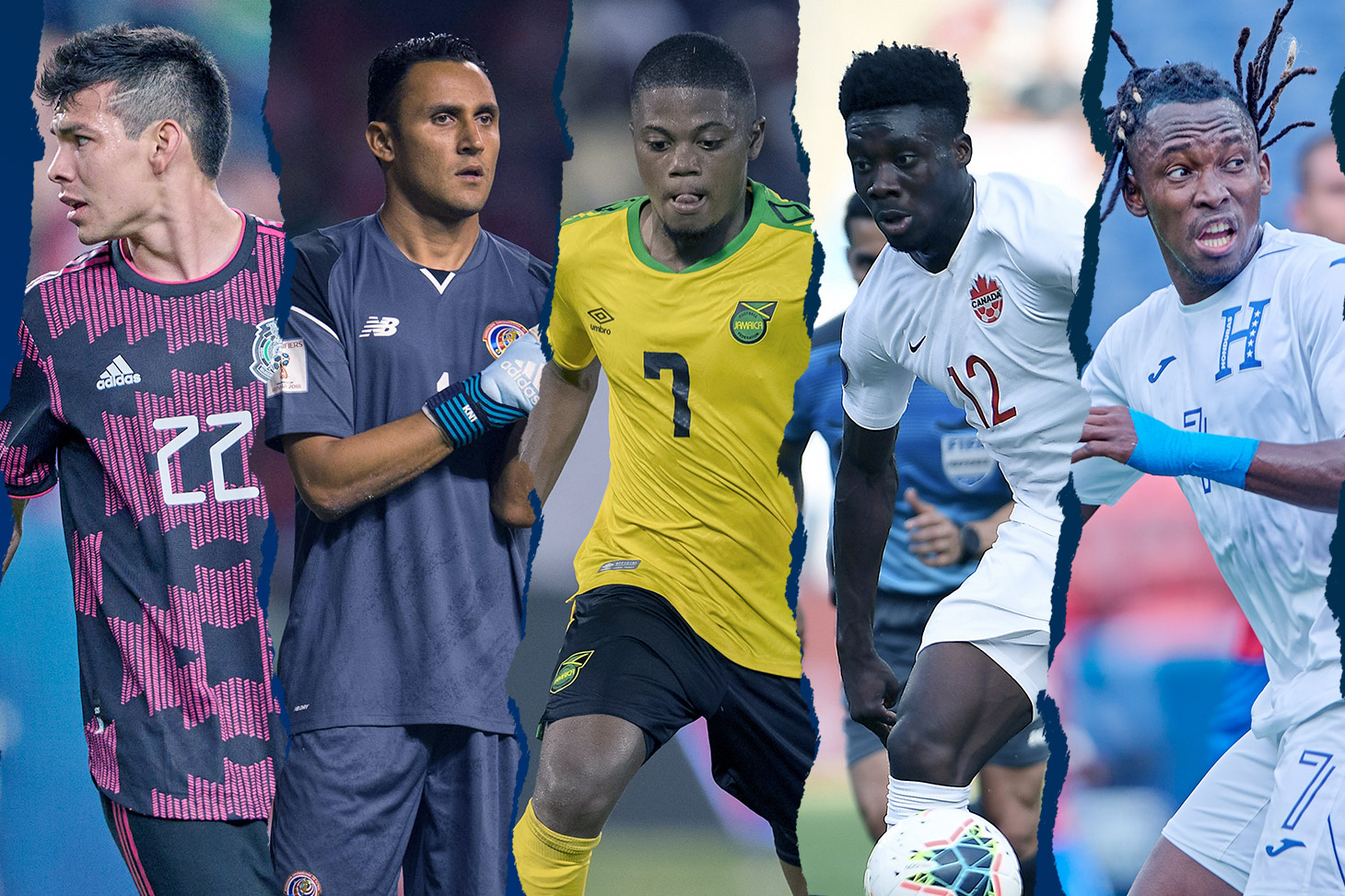 2021 Concacaf Gold Cup preliminary rosters announced