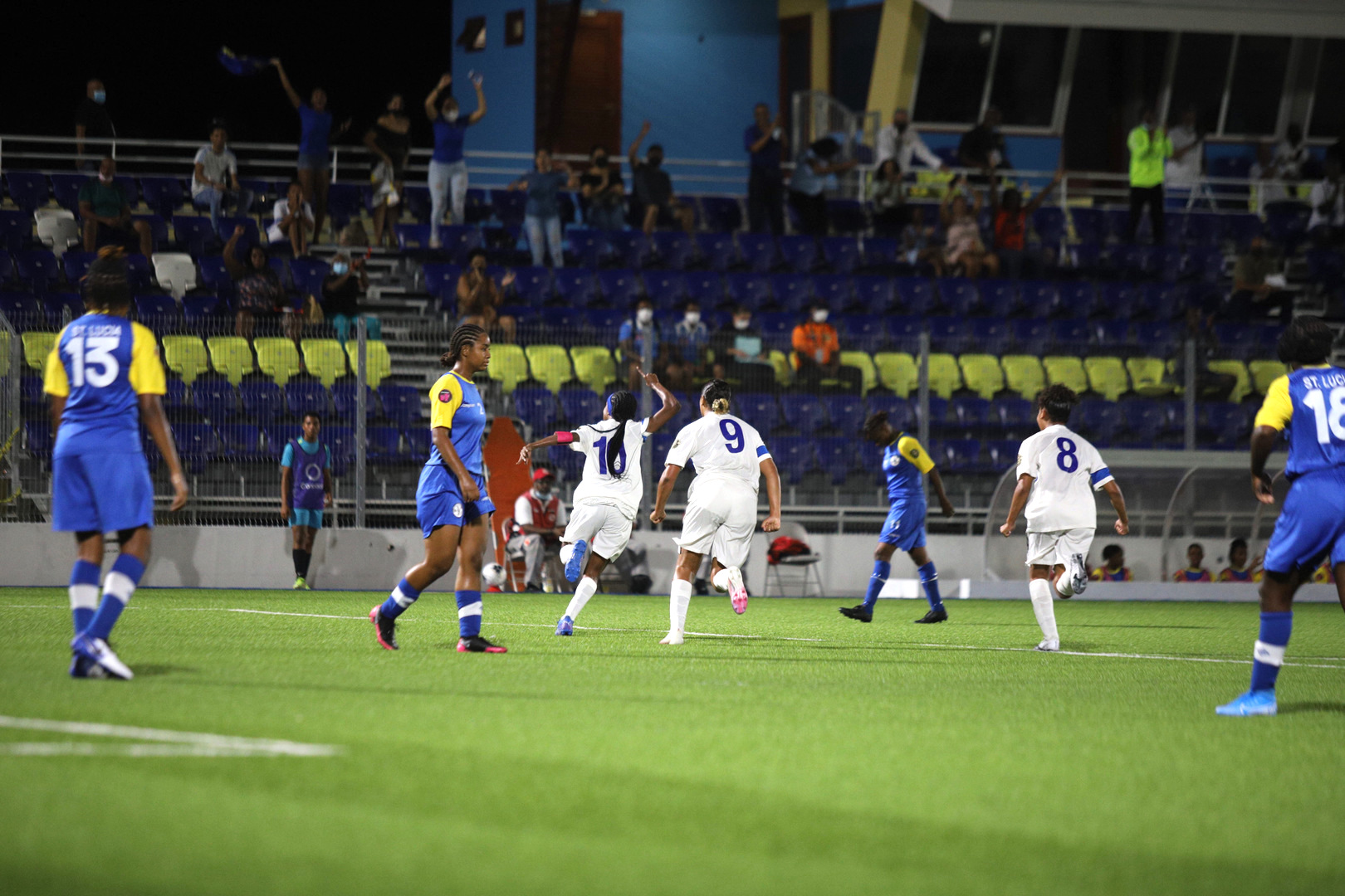Curacao, Bermuda, Suriname among Day 1 winners at CWU20Q