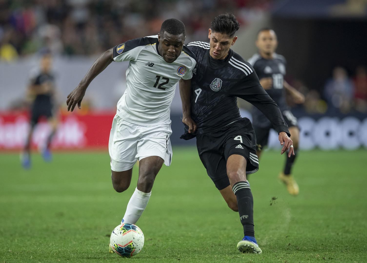 Costa Rica vs Mexico Gold Cup 2019