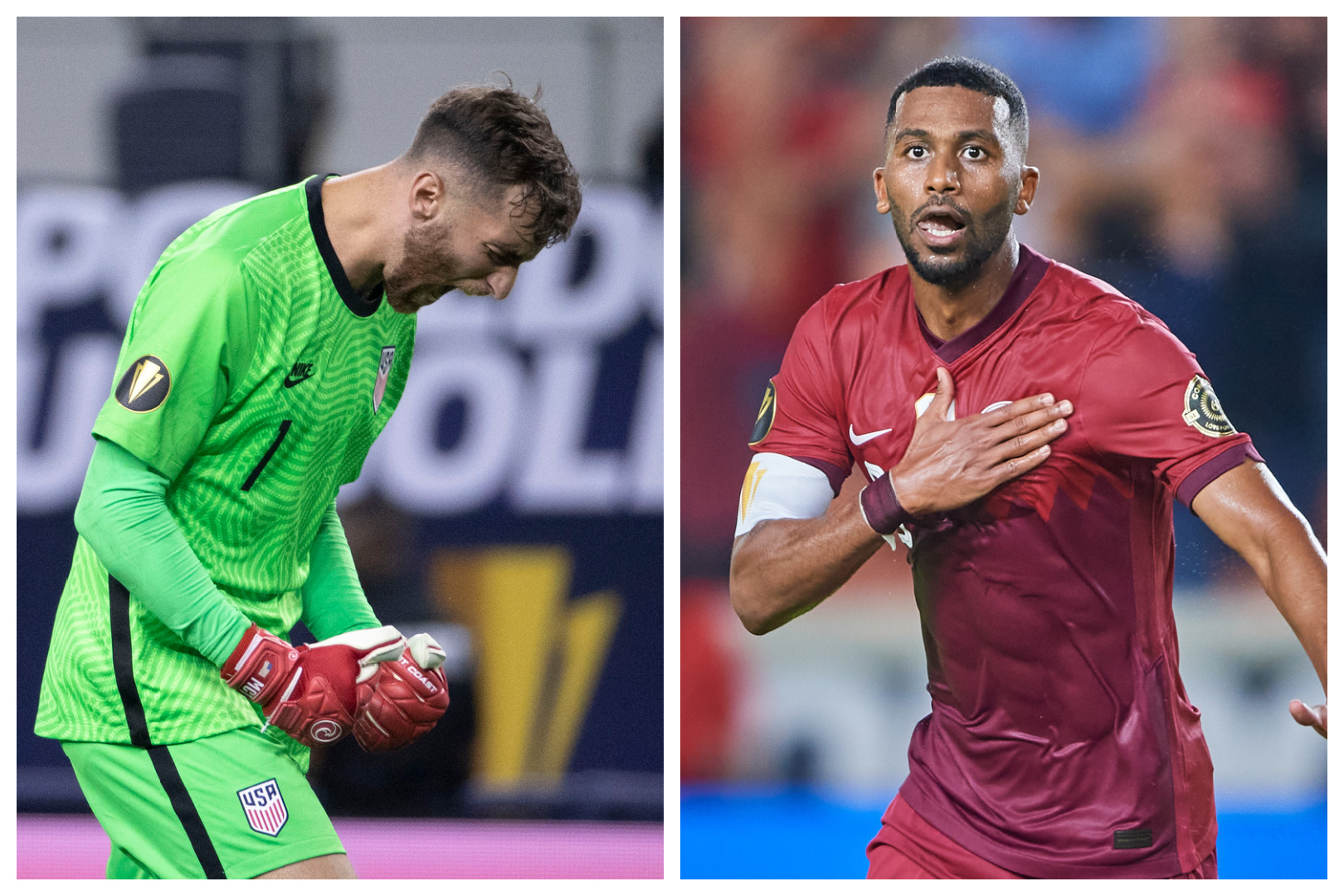 United States, Qatar battle for Gold Cup final spot