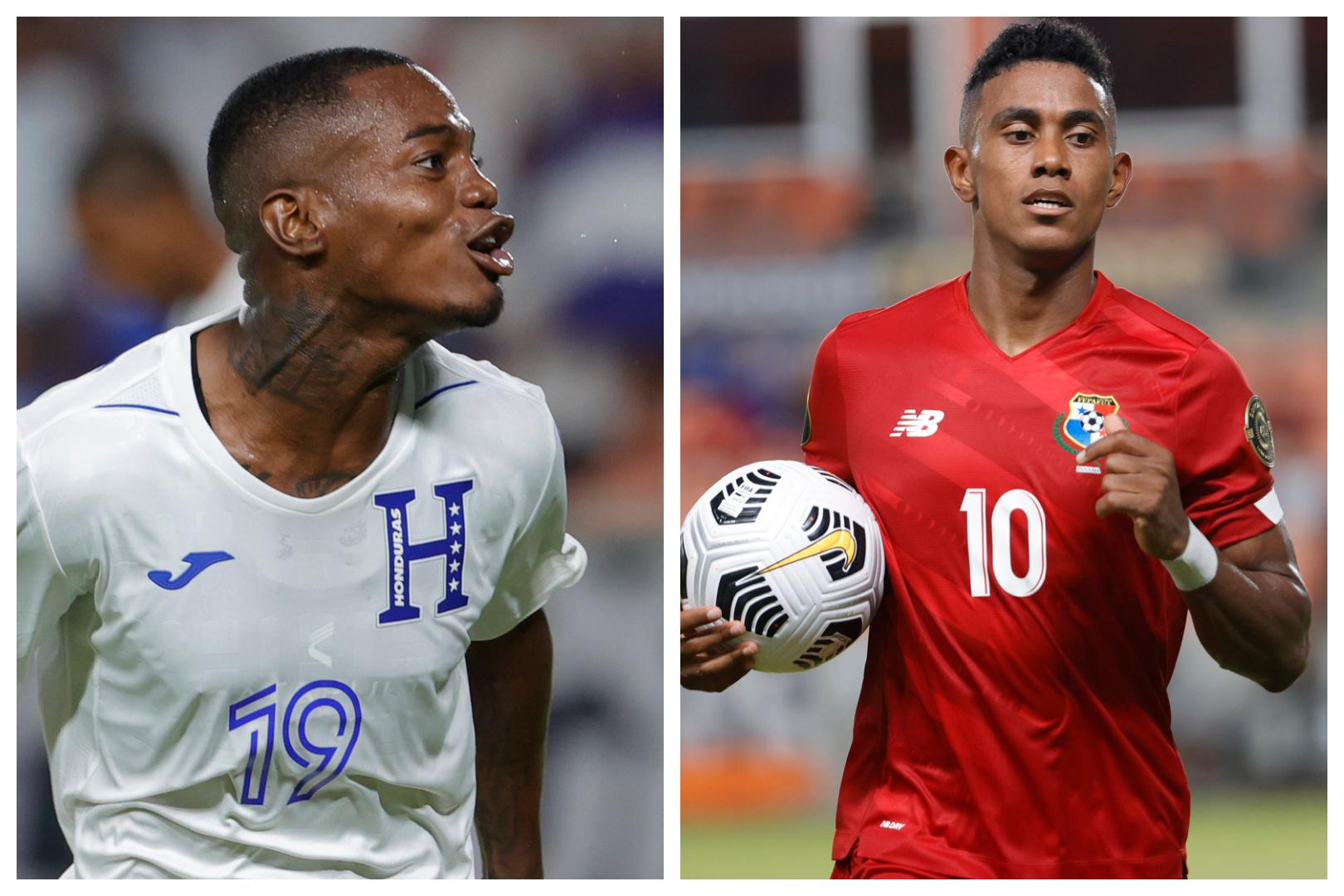 Panama, Honduras meet with Group D top spot on the line