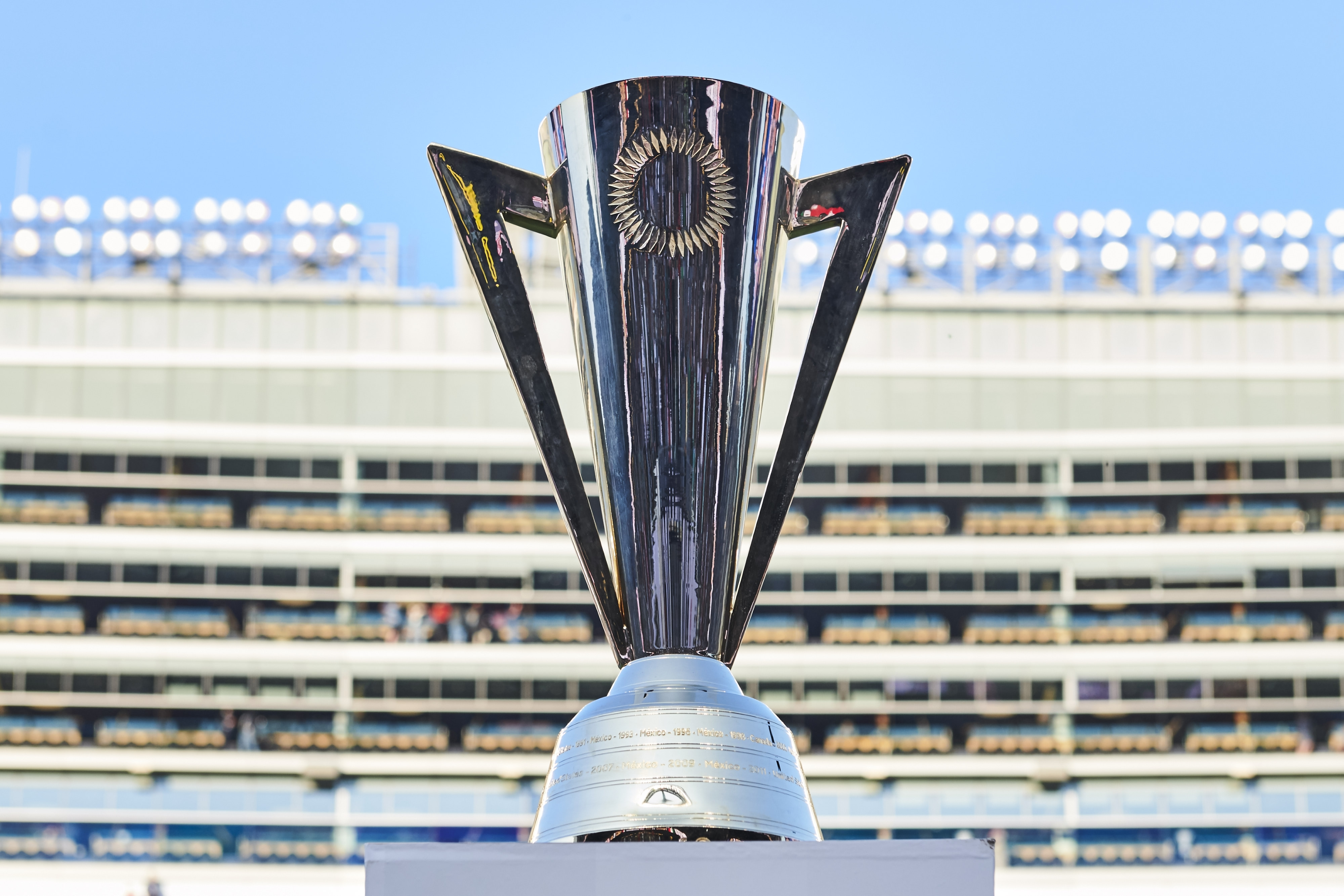 Concacaf announces host cities and stadiums for 2021 Gold Cup